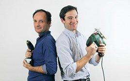 Mano Mano founders