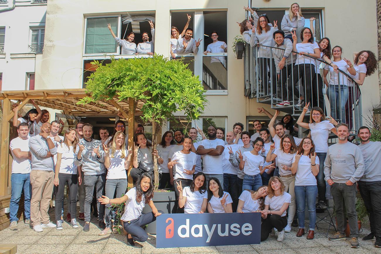 Dayuse team