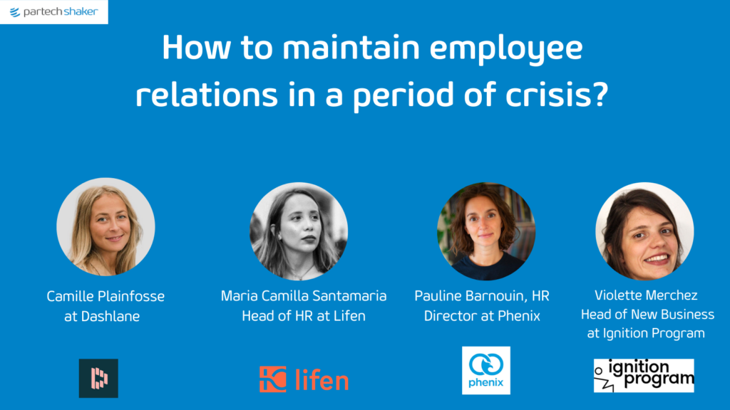 Employee Relations Time of Crisis