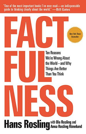 Factfulness Ten Reasons We're Wrong About the World