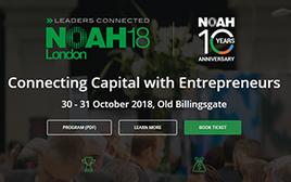 NOAH London 2018