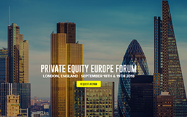 Private Equity European Forum