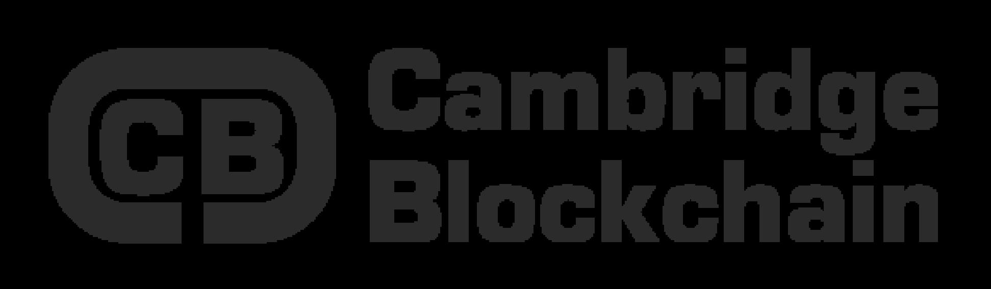 logo cambridge blockchain