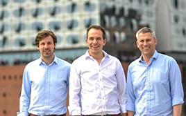 Exporo co-founders