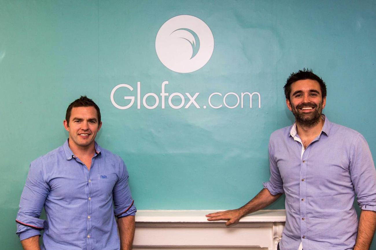 Glofox cofounders