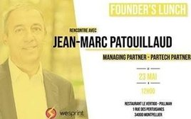 Jean-marc founders lunch
